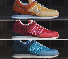 New Balance 574-Nature Pack