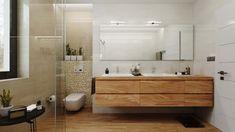 Návrh a 3D vizualizácia kúpeľne Double Vanity, Bathroom, Washroom, Full Bath, Bath, Bathrooms, Double Sink Vanity