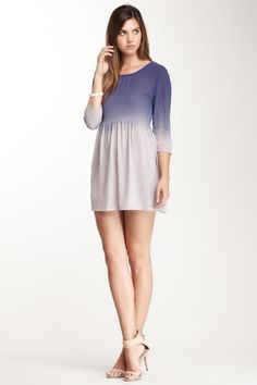 Evil Twin The Dying Light Dip Dyed Dress on HauteLook