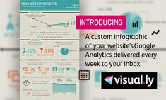 Visual.ly infographics and presentations.