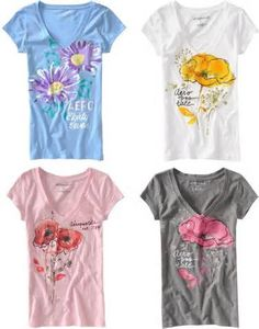 Love these Aeropostale T-shirts