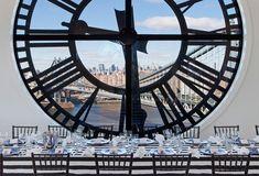 Clock Tower Triplex Apartment in New York