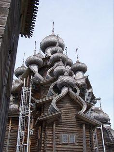 Kizhi Island Karelia Russia