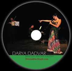 DaryaDadvar-Berlin-CD  دریا دادور