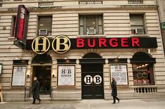 HB Burger - Burger restaurant in Time Square, New York | Heartland Brewery