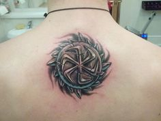 37 Amulets Tattoos - Meanings, Photos, Designs for men and women Piercing Tattoo, Piercings, Slavic Tattoo, Tattoos With Meaning, Compass Tattoo, Tattoos For Guys, Tatoos, Celtic, Tatting