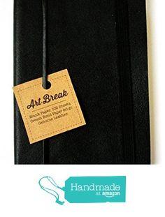 Leather Journal Black Handmade Pocket Notebook Genuine soft Leather from Art Break https://www.amazon.com/dp/B01HN1MOAM/ref=hnd_sw_r_pi_dp_rXmUxb9NT2GGK #handmadeatamazon