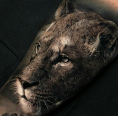 Badass Tattoos, Cool Tattoos, Amazing Tattoos, Animals, Instagram, Black, Gray, Incredible Tattoos, Animales