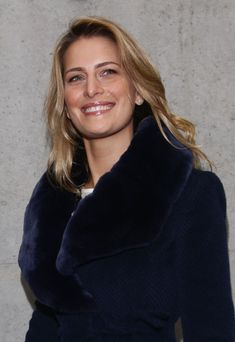 HRH Princess Tatiana attends the Giorgio Armani fashion show as part of Milan Fashion Week Womenswear Autumn/Winter 2011 on February 28, 2011 in Milan, Italy. - Giorgio Armani - Front Row: Milan Fashion Week Womenswear Autumn/Winter 2011