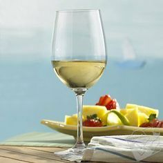 Break-Free PolyCarb Chardonnay Wine Glasses -Set of 4 by LeadingWare Group. $29.95. 7 7/8 inches tall x 3 7/8 inches diameter.. Dishwasher Safe (top rack, regular or normal cycles only, no heated dry cycle). Holds 12 oz. (rim full). Unbreakable. Each unbreakable polycarbonate plastic wine glass holds 12 Oz., and is perfect for Chablis, Chardonnay, or any other white wine.  Great for lighter reds, too.  These unbreakable polycarbonate plastic wine glasses will provide years...