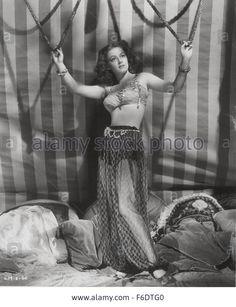 Ruth Roman in a Night in Casablanca