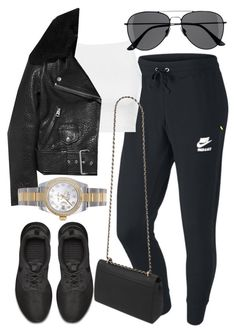 """set."" by vintagecoutures ❤ liked on Polyvore"