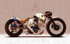 suzuki gsx750 bobber art