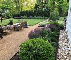 ideas for small front yards 4929893063 patio path landscaping ideas for small front yards 4929893063 Rustic Gardens, Outdoor Gardens, Landscape Design, Garden Design, Small Front Yards, Front Yard Landscaping, Landscaping Ideas, Shade Landscaping, Natural Landscaping