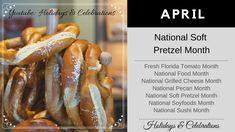 Holiday Dates, Soft Pretzels, Pecan, Sushi, Celebrations, Sausage, Grilling, Holidays, Fresh