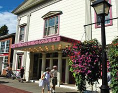 Image result for photo of Royal George Theatre in Niagara on the Lake