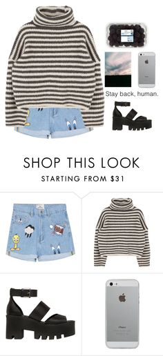 """""""""""Quizá si te extraño un poco.."""" #406"""" by soja-nirvana ❤ liked on Polyvore featuring Windsor Smith and Luvvitt"""