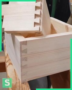 Woodworking Ideas Table, Woodworking Jigsaw, Woodworking Joints, Easy Woodworking Projects, Woodworking Techniques, Woodworking Tools, Japanese Woodworking, Unique Woodworking, Bois Diy