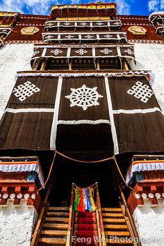 Entrance Of Potala Palace | por Feng Wei Photography