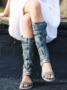 Free People Days On The Road Sandal at Free People Clothing Boutique