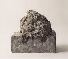 Cy Twombly Untitled, Rome 1990Bronze 121/2 X 131/2 X 81/4 inches
