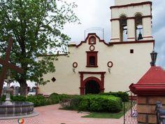 Iglesia Santa Ana (Camargo, Tamaulipas).
