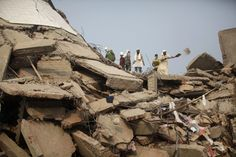 Globalization, manufacturing and uneven development - Western Companies Accused of 'Turning Blind Eye' in Bangladeshi Clothing Factory Collapse - The World