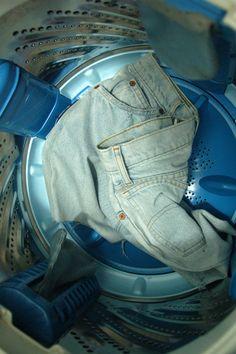 How to Make Distressed Jeans -- via wikiHow.com