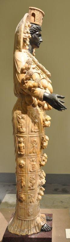 Artemis of Ephesus, Naples