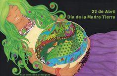 22 de abril  ¡Feliz Día de la Madre Tierra!
