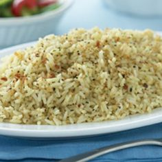 Holiday Rice Mix - This low-fat, low-sodium dish is great for large gatherings and is pleasing to everyone.