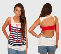 the MUST HAVE anchor tank from Hardt Boutique!
