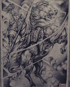 horse tattoo design Hip Tattoos Women, Leg Tattoos, Body Art Tattoos, Sleeve Tattoos, Japanese Back Tattoo, Japanese Tattoo Designs, Full Tattoo, Full Back Tattoos, Tattoo No Peito