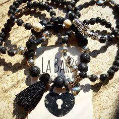 La BarBs Strech Bracelets! #labarbs #padova #BBigiotteria #bigiotteria #fattoamano #handmade #instafashion #instapadova