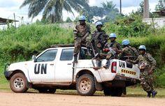 La ONU dejará de alimentar a 7.000 exrebeldes en RD Congo