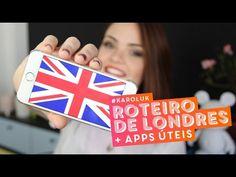 #KarolUK: Top 5 lugares que quero visitar em Londres + aplicativos úteis • Karol Pinheiro - YouTube