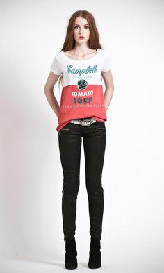 #AndyWarhol Kollektion bei Pepe Jeans #artfashion