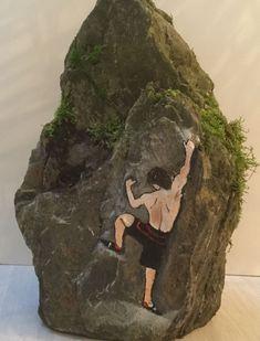 Best and Amazing Painted Rock Ideas #paintedrockideas #paintedrock #rockart #stoneart