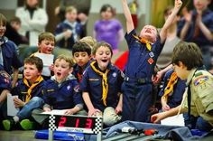 Pinewood Derby is more than racing cars down a track, it's an event where communities come together to cheer, chat and celebrate Scouting.