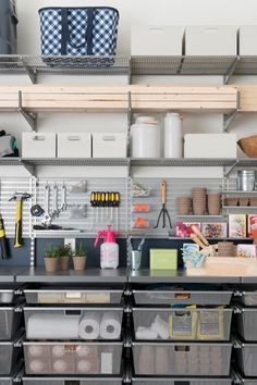 Brilliant Garage Organization Tips and Tricks Ideas (41)