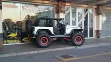Built by 4X4 Works Ermelo