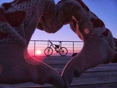 велосипед утро - Поиск в Google