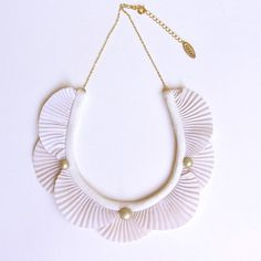 HOMAKO : Nami Wave Necklace | Sumally