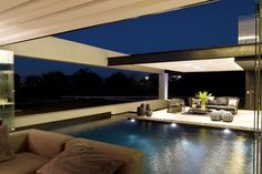 House Ber   Outdoor Entertainment   Nico van der Meulen Architects #Design #Architecture #Contemporary