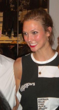 Karlie Kloss - NY
