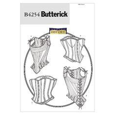 Mccall Pattern B4254 18-20-22 -Butterick PatternMccall Pattern B4254 18-20-22 -Butterick Pattern,