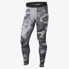 Nike Pro Combat Core Compression Camo Men's Tights