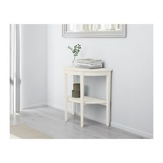 ARKELSTORP Console table, white white 31 1/2x15 3/4x29 1/2