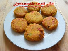 Kotlety warzywne Muffin, Veggies, Homemade, Breakfast, Ethnic Recipes, Food, Happy, Breakfast Cafe, Muffins