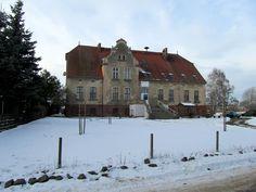 Gutshaus Schönwalde in Mecklenburg-Vorpommern
